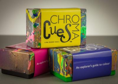 Chroma Cue cards