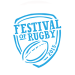 rugby festival logo round