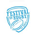 rugby festival logo round